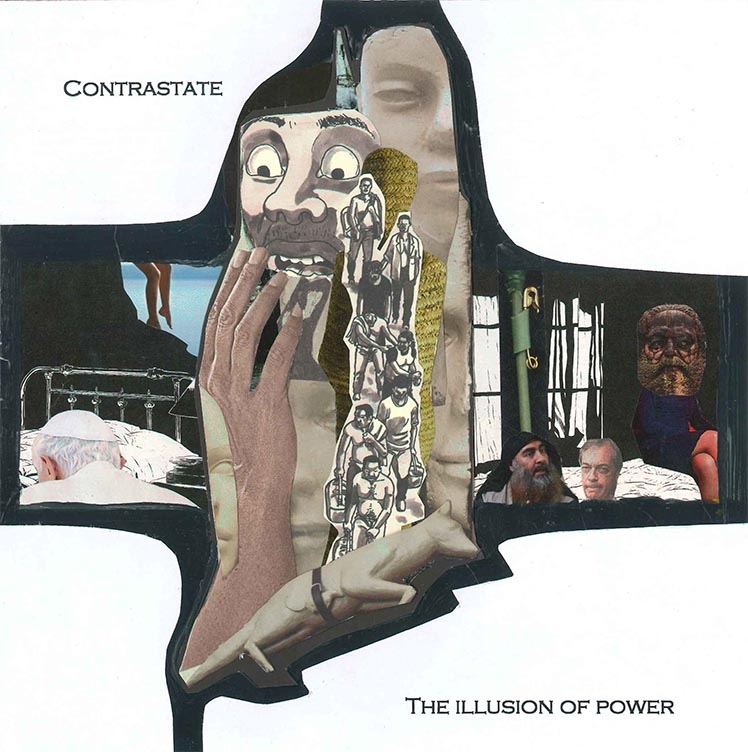 Contrastate - the Illusion of Power  10
