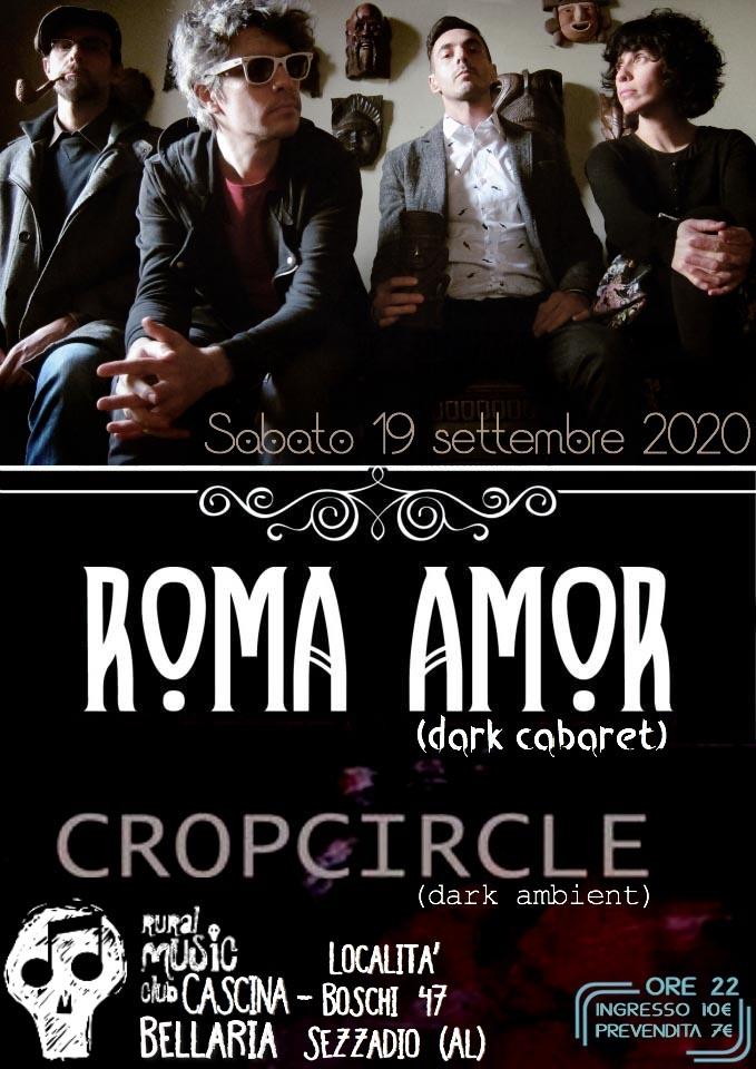Roma Amor - Live