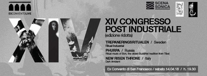 XIV Congresso Post Industriale